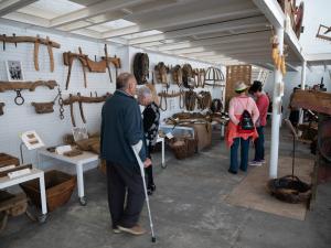 Visita al CIMRA d'Alcarràs