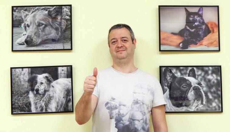 Exposició d'Elio Marin