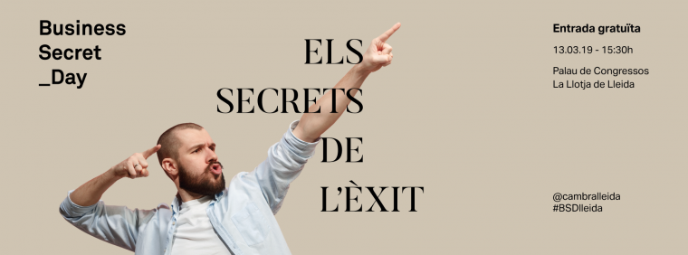 Imatge de Business Secret Day