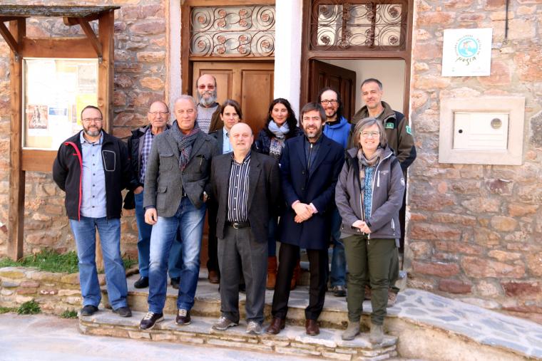 Escola de pesca del Pallars