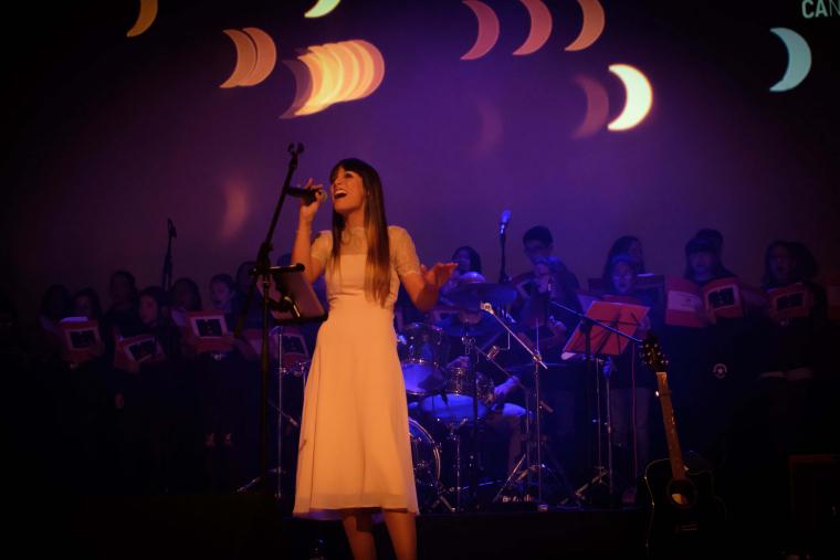 Imatge de l'espectacle 'So de Lluna'