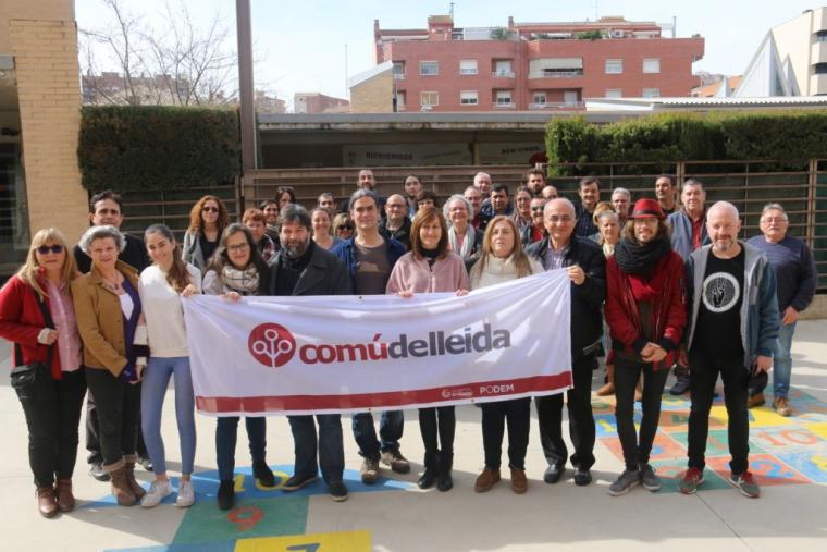 El Comú de Lleida