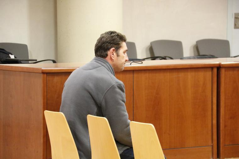 Acusat a l'Audiència de Lleida