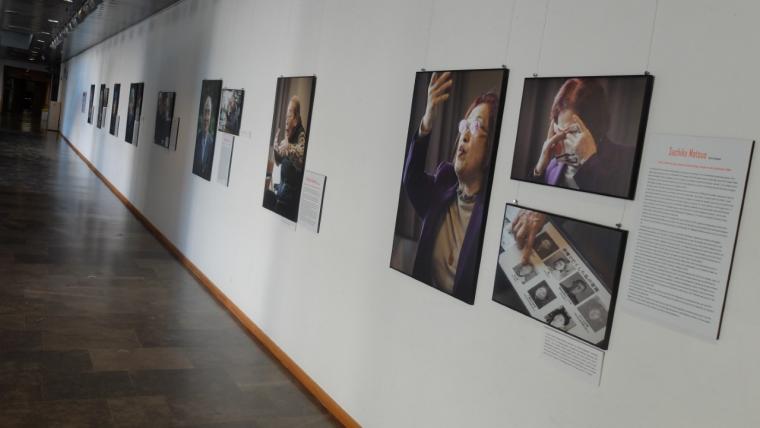 L'exposició és podrà veure fins al 12 d'abril