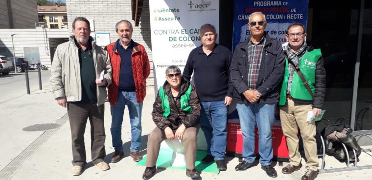 Més imatges de la campanya de l'AECC