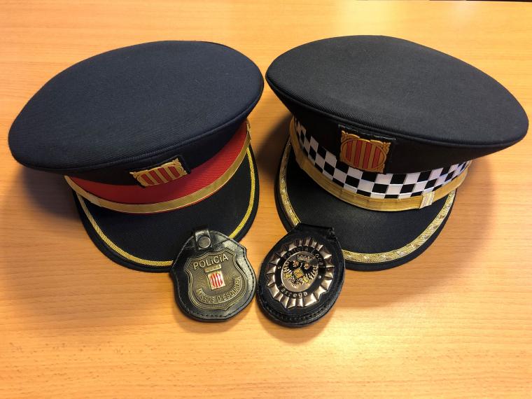 Policia local de Tàrrega i Mossos d'Esquadra