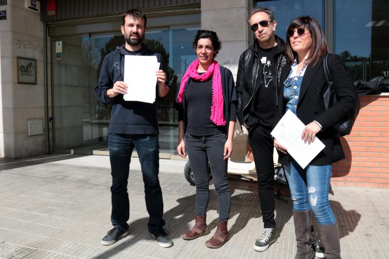 Representants de la Crida per Lleida-CUP
