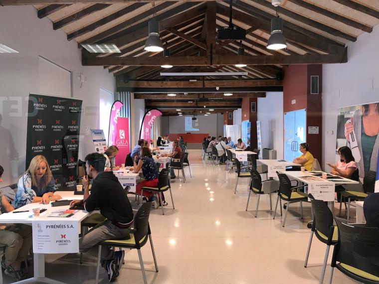 Workshop a l'Alt Urgell