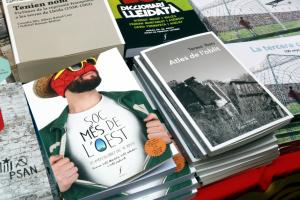 Dos dels llibres més venuts per Sant Jordi a Lleida