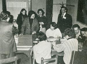 Imatge d'arxiu d'eleccions municipals a Tàrrega