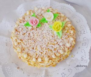 Imatge del pastís Sara de la Dolors Mateu