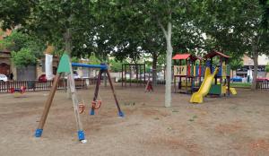 Parc infantil de la Bordeta