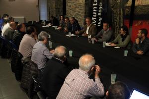 Pla general del Consell d'Alcaldes del Pallars Sobirà l'1 d'abril del 2019