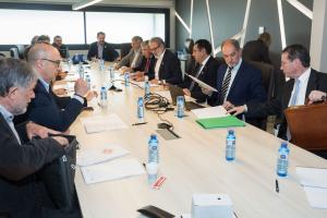 Reunió del Patronat de Fira de Lleida