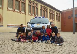 Una altra vista de la Urbana a una escola bressol de Lleida