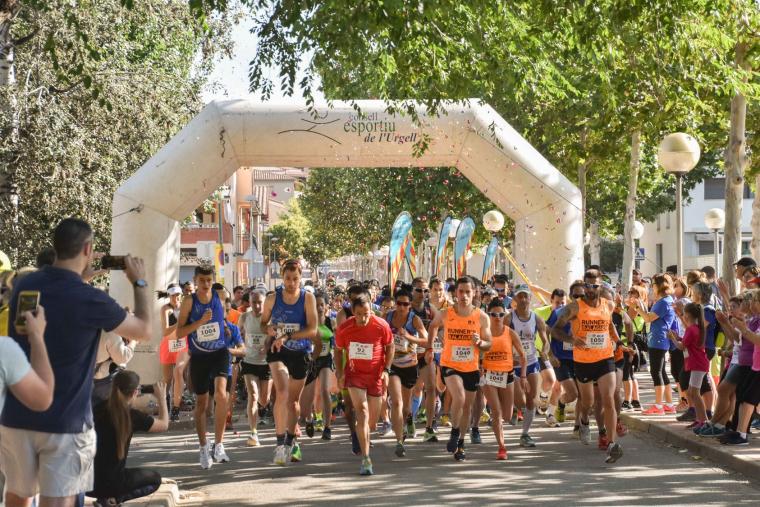Imatge de la cursa del 2018