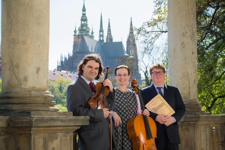 Imatge dels artistes del concert