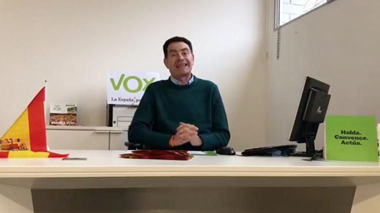 L'exlíder de Vox a Lleida