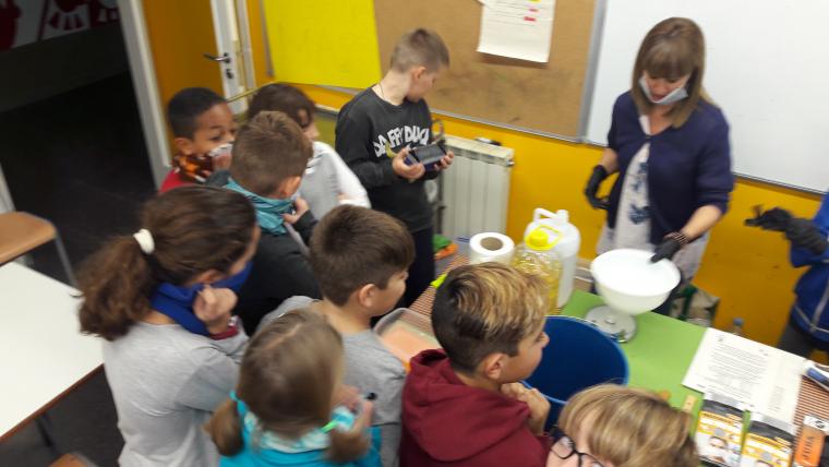 Projecte per evitar el malbaratament alimentari a Guissona