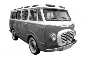 El microbús d'Alfa Romeo