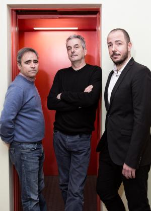 Els fundadors de la Plataforma Filmin