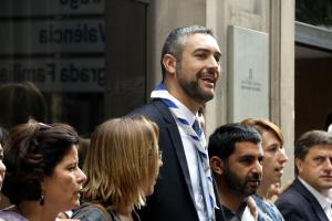 L'alcalde d'Agramunt, Bernat Solé