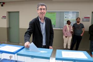 L'únic candidat a rector de la Universitat de Lleida