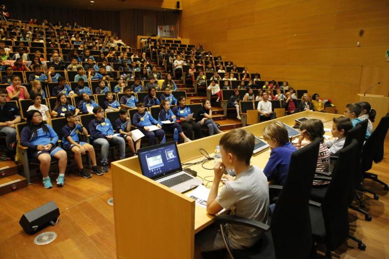 Com en l'edició anterior, el congrés tindrà lloc a l'Auditori de Cappont