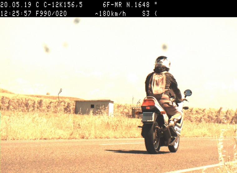Imatge del motorista
