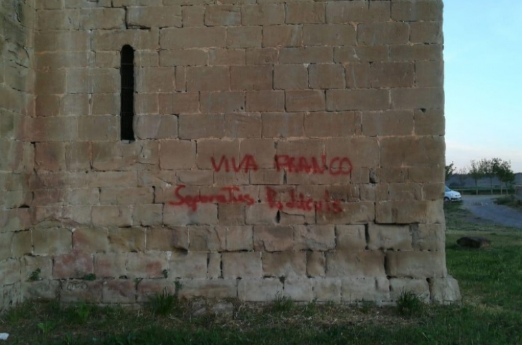 Pintades a favor de Franco