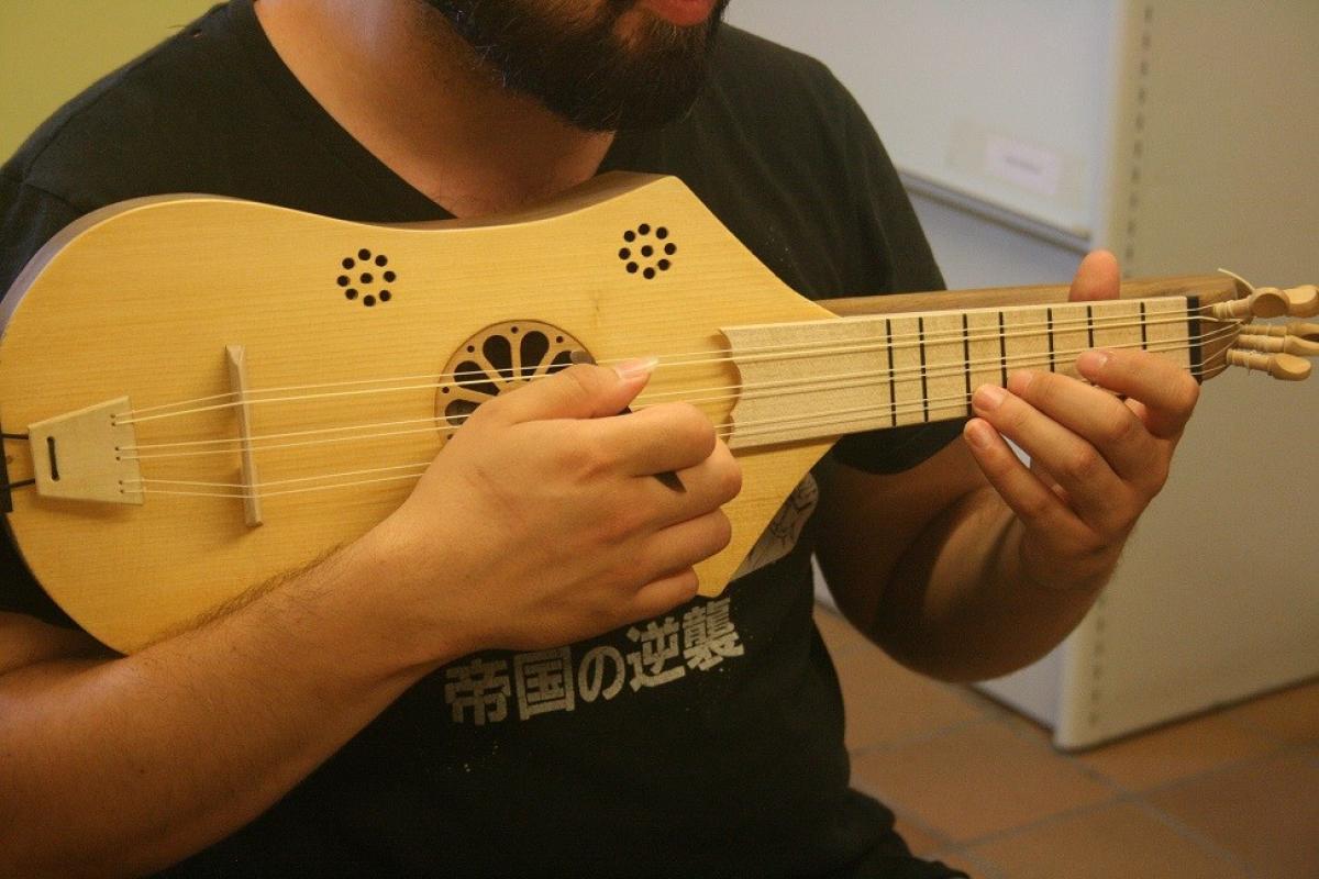 Una cítola serà un dels instruments que es podrà veure durant el congrés