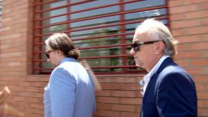 El pare de Nadia Nerea surt del Centre Penitenciari de Ponent