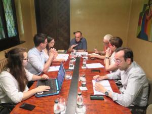 Imatge de la Junta de Portaveus