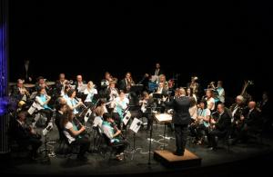 Imatge del concert de cloenda