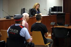L'acusat d'agredir amb una copa de vidre al coll a un home a Alfarràs