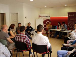 Pla general de l'assemblea del Comú de Lleida