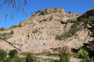 Pla general del jaciment del Molí del Baró