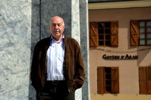 Carles Barrera, i candidat per CDA a les eleccions al Conselh Generau
