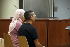 Pla tancat de l'acusat d'agredir amb una copa de vidre al coll a un home a Alfarràs