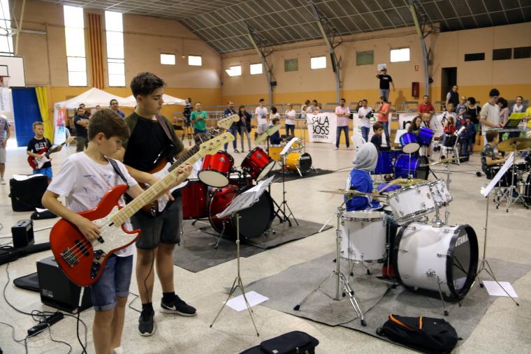 Imatge general d'una part dels participants al No Surrender Kids