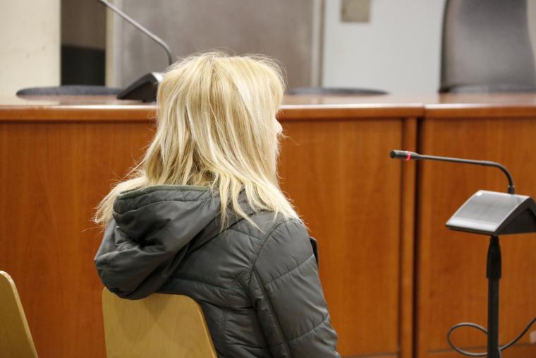 La dona acusada d'intentar matar el seu marit a Mollerussa