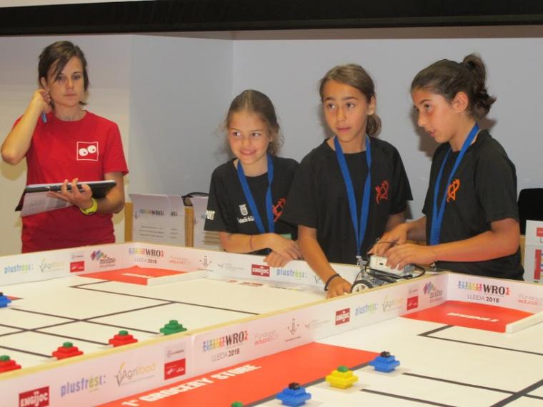 Participants en l'edició del 2018