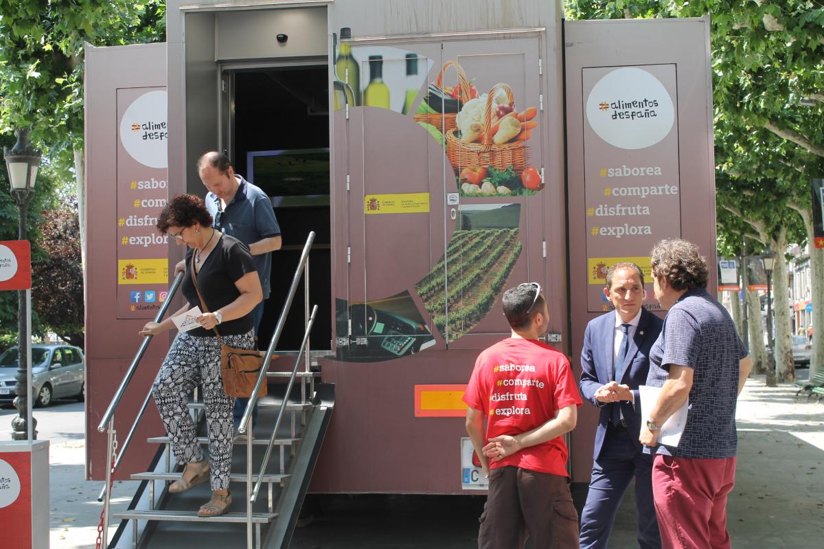 El Gastrobús a Lleida
