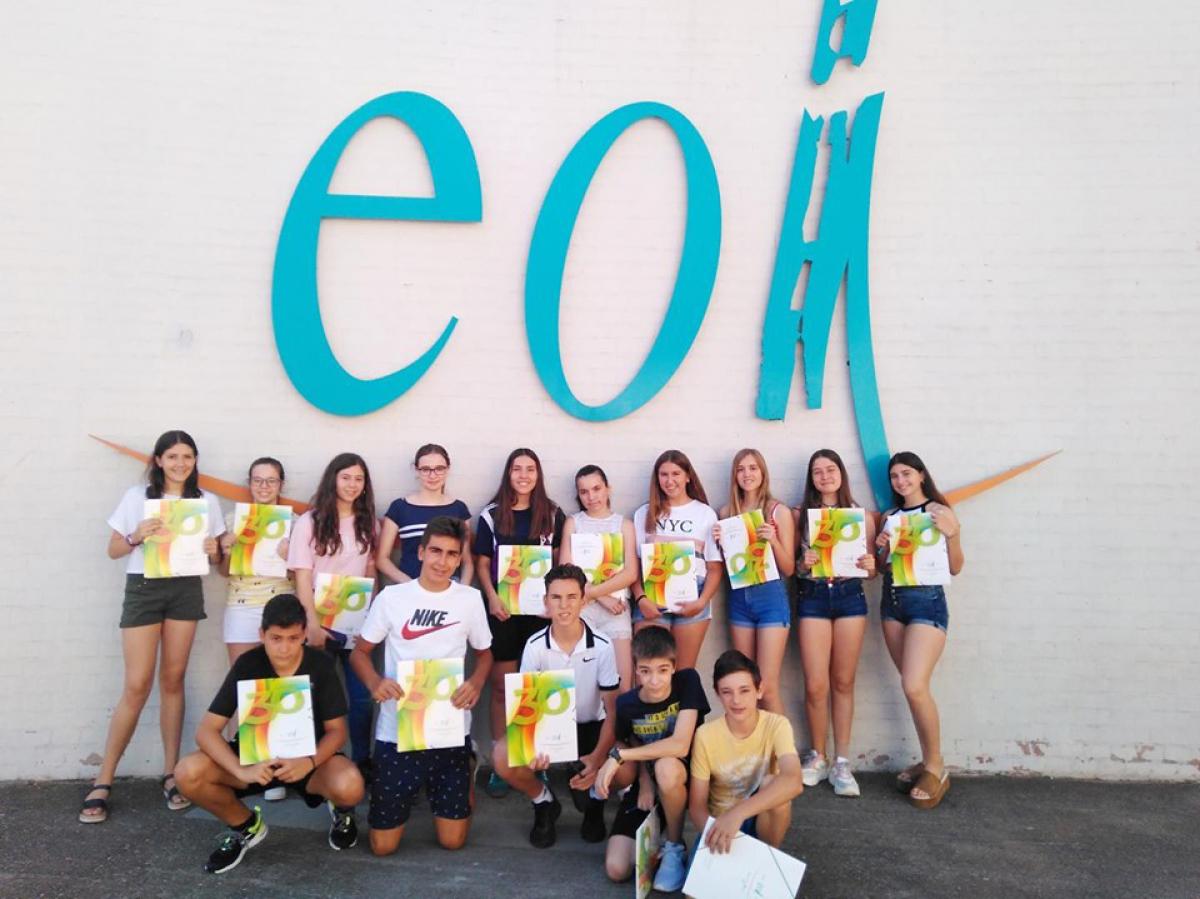 Imatge de l'EOI de Lleida