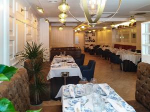 El menjador del restaurant Margotte
