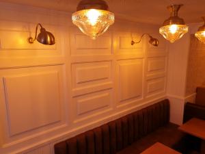 Interior del restaurant Margotte