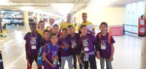 Més nens sahrauís en arribar a Lleida