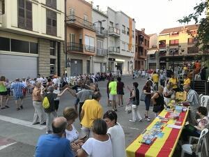 Aplec de la Sardana de les Borges 2018