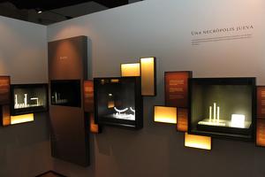 Imatge d'una de les sales d'exposició