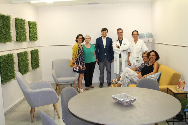 Imatge de la nova sala de l'Arnau
